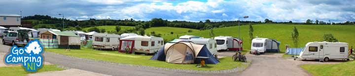 GoCampingNI  Campsites in Northen Ireland
