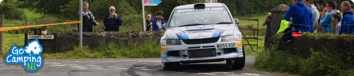 Circuit of Ireland Rally 2015